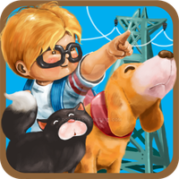The Adventure of Alex icon by Docilus