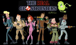 The Real Ghostbusters: Toys by tunasammiches