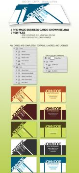 Cutting Edge Business Card by Dominick-AR