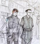 Star Wars delinquents by Sanzo-Sinclaire