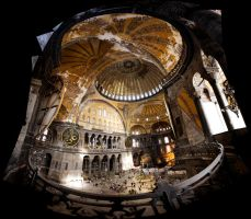 Hagia Sofia by Cinaed-the-Gnostic