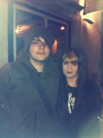 I met Gerard Way! by Wheepey