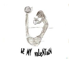 Be my Valentain by NeasLon