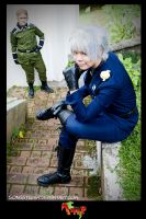 Prussia has a plan... by songster69
