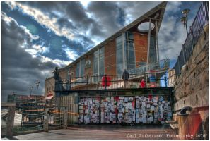 HDR Ianto's Shrine by Rovanite
