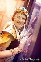 LoZ - To the Light by Eli-Cosplay