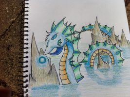 Water Dragon by mYuAm