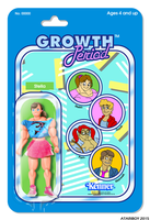Growth Period - Kenner Action Figure Edition. by Atariboy2600