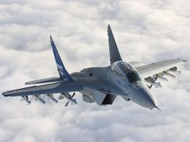 Mikoyan MiG-35 by FPSRussia123