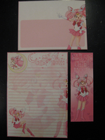 Sailor Chibi Moon Stationary by Anthro7
