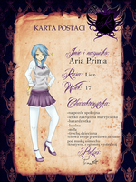 KP: Aria Prima by NatiRozu