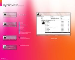 HybridView - ENG and CHS by E-r-i-C
