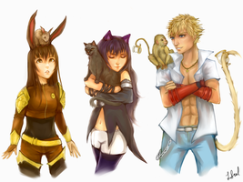 FAUNUS by wanderingspirit27