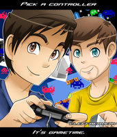 Gametime With Smosh by kay-la-la