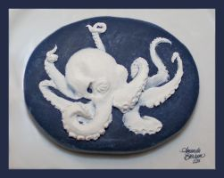 Cameo - Octopus by M-Everham