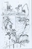 Spider-ManMs. Marvel pencils 3 by MarkIrwin
