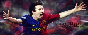 Messi Sig by LifeAlpha