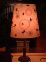 Spider lamp by Susiewan