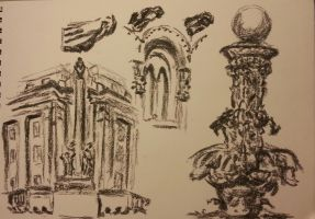 NYC sketches 1 by N647
