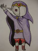 wind sorcerer ghirahim by Link-of-the-twilight