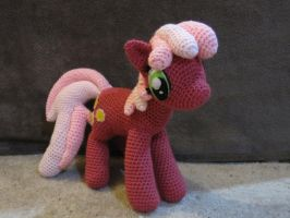 Cheerilee by NerdyKnitterDesigns
