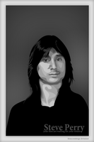 Steve Perry by firmacomdesign