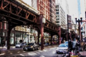 Traffic on Wabash by pubculture