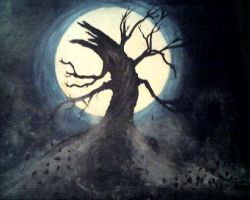 the tree of the dead by down-onthe-upside