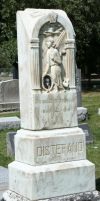 Mount Olivet Cemetery Angel 167 by Falln-Stock