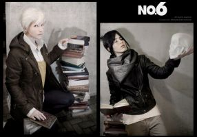 No.6 - Cosplay III by MarineOrthodox