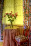 The Room was Thick with Flowers by PaulWeber