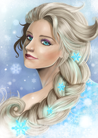 Elsa by Shandisworld