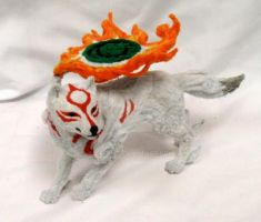 Pipe Cleaner Okami 2 by afiriti