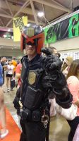 Fan Expo - Judge Dredd by jussicpark