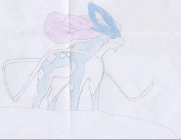 Suicune by Eliv