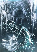 Cathedral of Frozen Death by MD-Arts