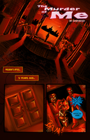 TMOM Issue 8 page 1 by Saphfire321