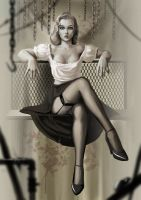 new Pin up by glooh