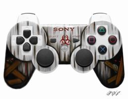 PS3 Zombie Controller by Pajaga