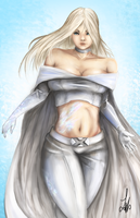 Emma Frost by Tious