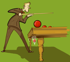 Snooker by sfepan