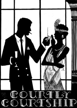 Courtly Courtship by Inyade