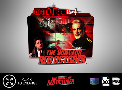 The Hunt for Red October (1990) by Uki1995