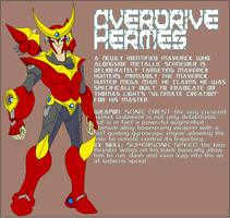 Overdrive Hermes by Tyrranux