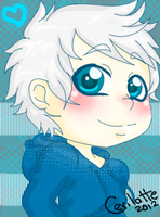 Chibi Jack Frost by CleoMelee