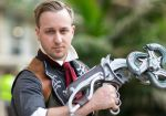 Booker DeWitt cosplay at ALA 2014 by Forcebewitya