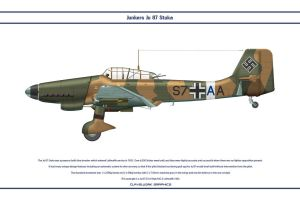 Ju 87 StG 3 3 by WS-Clave