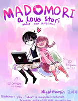Madomori the comic by NightMargin