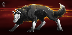 Commission: Lecter by Brevis--art
