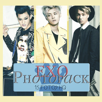 Photopack EXO 014 by DiamondPhotopacks